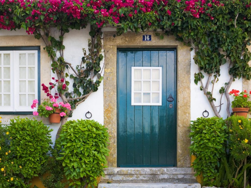 Painting Doors and Windows